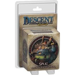 Fantasy Flight Games Descent: Journeys in the Dark Splig Lieutenant Pack