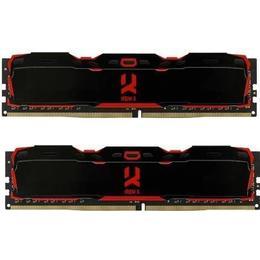GOODRAM IRDM X Black DDR4 2666MHz 2x4GB (IR-X2666D464L16S/8GDC)