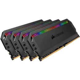 Corsair Dominator Platinum RGB DDR4-3466MHz 4x16GB (CMT64GX4M4C3466C16)