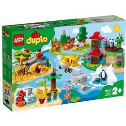 Lego Duplo Verdens dyr 10907
