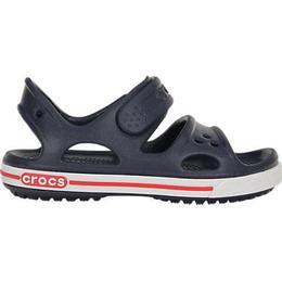 Crocs Preschool Crocband II Sandal - Navy/White