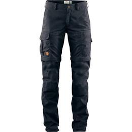Fjällräven Karla Pro Zip-Off Trousers W - Dark Navy