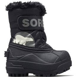 Sorel Children's Snow Commander - Black/Charcoal