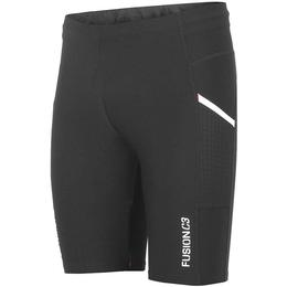 Fusion C3 Short Tights Unisex - Black/Black