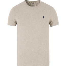 Polo Ralph Lauren Custom Slim Fit Bomuld T-shirt - Grå