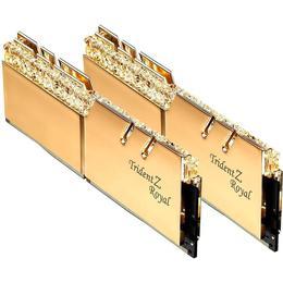 G.Skill Trident Z Royal RGB Gold DDR4 4000MHz 2x8GB (F4-4000C17D-16GTRG)