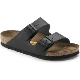 Birkenstock Arizona Natural Leather - Black