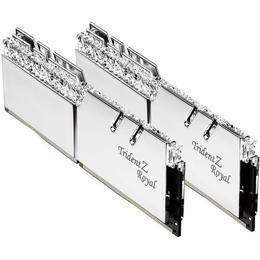 G.Skill Trident Z Royal RGB Silver DDR4 3200MHz 8x16GB (F4-3200C16Q2-128GTRS)