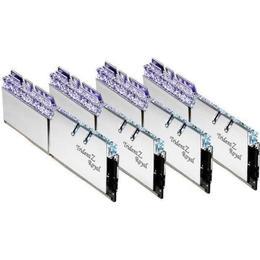 G.Skill Trident Z Royal Silver DDR4 3600MHz 4x16GB (F4-3600C18Q-64GTRS)