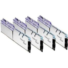 G.Skill Trident Z Royal RGB Silver DDR4 3200MHz 4x8GB (F4-3200C14Q-32GTRSU)