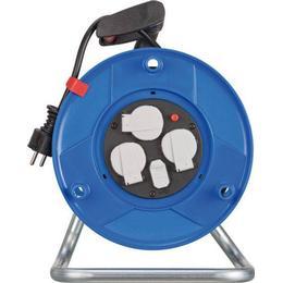 Brennenstuhl Garant 1215050600 3-way 25m Cable Drum