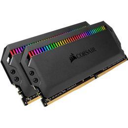Corsair Dominator Platinum RGB DDR4 3466MHz 2x16GB (CMT32GX4M2C3466C16)