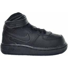 Nike Air Force 1 Mid TDV - Black