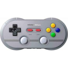 8Bitdo N30 Pro2 Controller 6 Edition - Grey