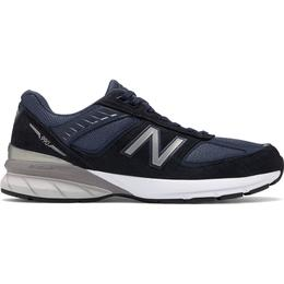 New Balance 990v5 M - Navy with Silver