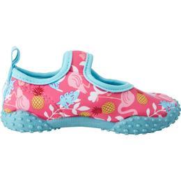 Playshoes Aqua Flamingo - Turquoise