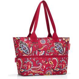 Reisenthel Shopper e1 - Paisley Ruby