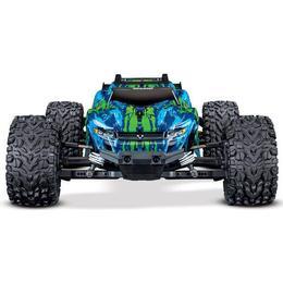 Traxxas Rustler 4x4 VXL RTR 67076-4