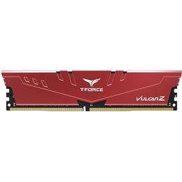 Team Group T-Force Vulcan Z Red DDR4 3200MHz 8GB (TLZRD48G3200HC16C01)