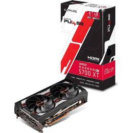 Sapphire Radeon RX 5700 XT Pulse (11293-01-20G)