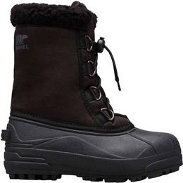 Sorel Youth Cumberland - Black