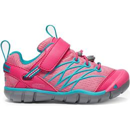 Keen Younger Kid's Chandler CNX - Bright Pink/Lake Green