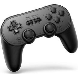 8Bitdo SN30 Pro Controller (Nintendo Switch/PC) - Black