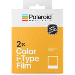 Polaroid Color Film for i-Type 2x8 Pack