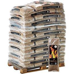 Premium Heat 6 mm træpiller