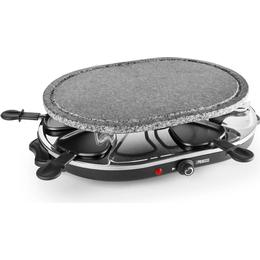 Princess Raclette 8 Oval Stone Grill Party
