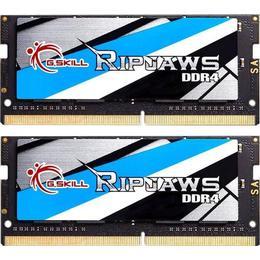 G.Skill Ripjaws DDR4 2666MHz 2x4GB (F4-2666C18D-8GRS)