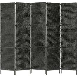 vidaXL 5 Panels 193x160cm