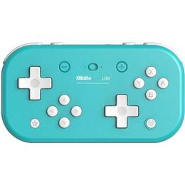 8Bitdo Lite BT Controller - Turquoise (PC/Switch)