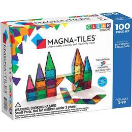 Magna-Tiles Klare Farver 100 Brikker