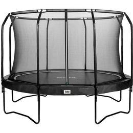 Salta Premium Black Edition 366cm + Safety Net