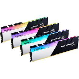 G.Skill Trident Z Neo DDR4 2666MHz 4x16GB (F4-2666C18Q-64GTZN)