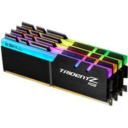 G.Skill Trident Z RGB LED DDR4 3600MHz 4x16GB (F4-3600C16Q-64GTZR)