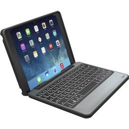 Zagg Zaggkeys Rugged Book for iPad Air/Air 2/9.7/Pro 9.7