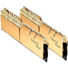 G.Skill Trident Z Royal Gold DDR4 3600MHz 2x8GB (F4-3600C14D-16GTRGB)
