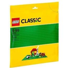 Lego Classic Grøn Byggeplade 10700