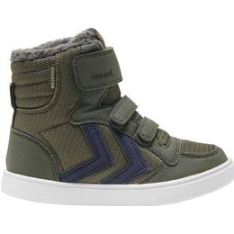 Hummel Stadil Poly Boot Mid Jr - Forrest Night