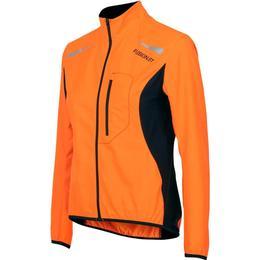 Fusion S1 Run Jacket Women - Orange/Black