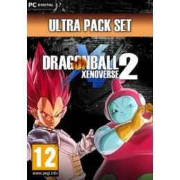 Dragon Ball Xenoverse 2: Ultra Pack Set