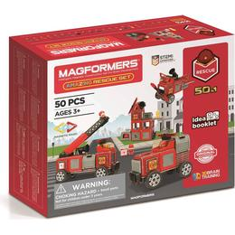 Magformers Amazing Rescue Set 50pcs