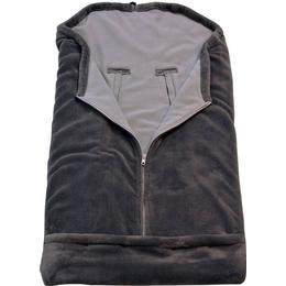 My Teddy Kørepose tæppe My Smart Baby Blanket Grå