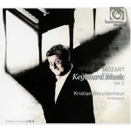Kristian Bezuidenhout) - Mozart: Keyboard Music Vol 2 (Kristian Bezuidenhout)