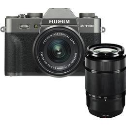 Fujifilm X-T30 + XC 15-45mm + XC 50-230mm II