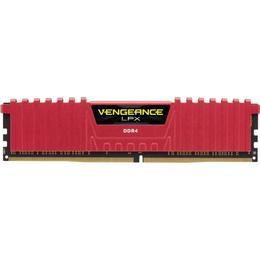 Corsair Vengeance LPX Red DDR4 2666MHz 2x8GB (CMK16GX4M2A2666C16R)