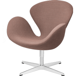 Fritz Hansen Swan Fabric 77cm Loungestol