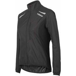 Fusion S1 Run Jacket Women - Black/Black